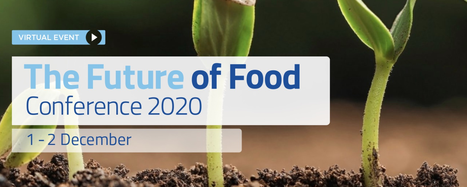 EIT The Future of Food Conference 2020 - Virtual Event