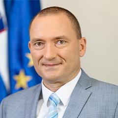 Jože Podgoršek,  Minister of Agriculture, Forestry and Food, Slovenia Presidency
